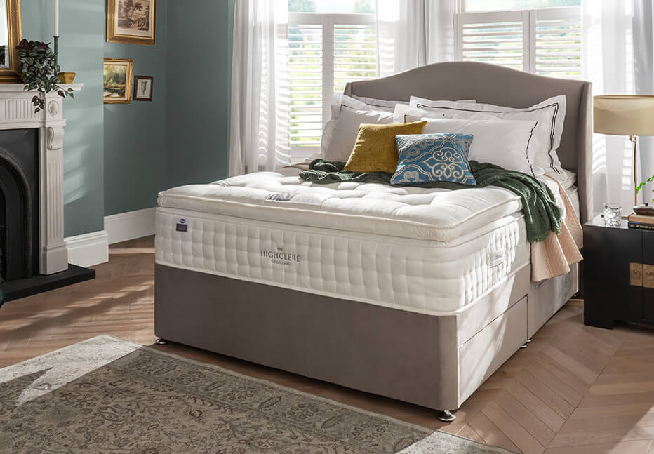 Mercia Pocket 3000 divan bed