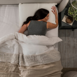 Mattresses for hot sleepers